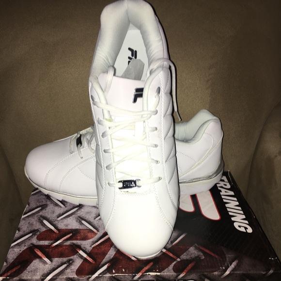 aec82bdf40 NIB Men's Fila sable sneakers tennis shoes size 14 Boutique
